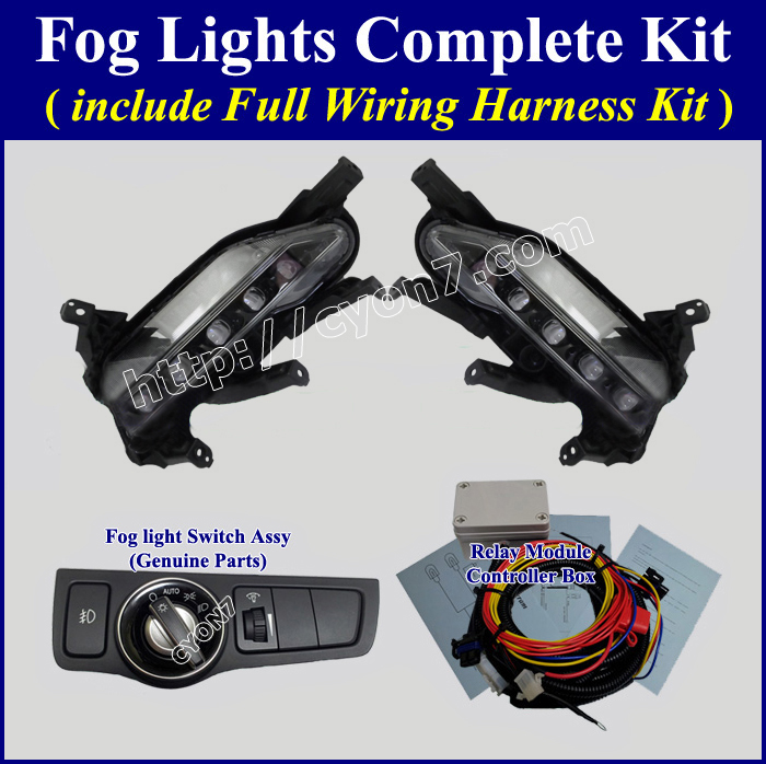 2015 kia sedona fog light wiring harness kit fog lamp wiring harness for hyundai, kia vehicle