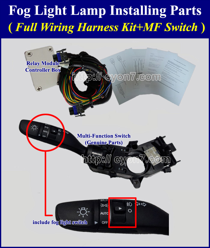 150 Tow Package Wiring Harness Together With Fog Light Wiring Diagram