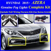 2015 hyundai azera fog light lamp complete kit,wiring ... fog light wiring harness kit