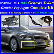 fog lamp complete kit wiring harness kit for hyundai kia vehicle >> to
