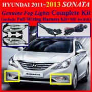 2011 hyundai sonata fog light wiring diagram 2010 honda accord fog light wiring diagram 2011~2013 hyundai sonata fog light lamp complete kit ...