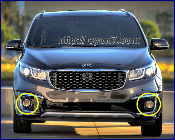 [SCHEMATICS_48DE]  2015~2016 KIA SEDONA Fog Light Lamp complete kit,Full Wiring Harness+One  Button Switch | 2015 Kia Sedona Fog Light Wiring Harness Kit |  | Fog Lamp Complete Kit Wiring Harness Kit for HYUNDAI, KIA Vehicle, cyon7.com