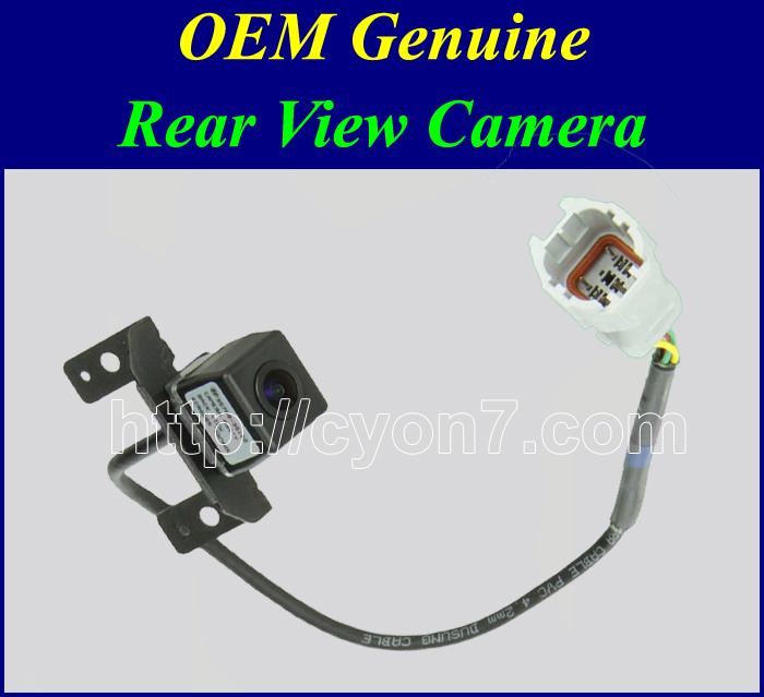 2011 2014 Hyundai Sonata I45 Oem Genuine Rear View Camera