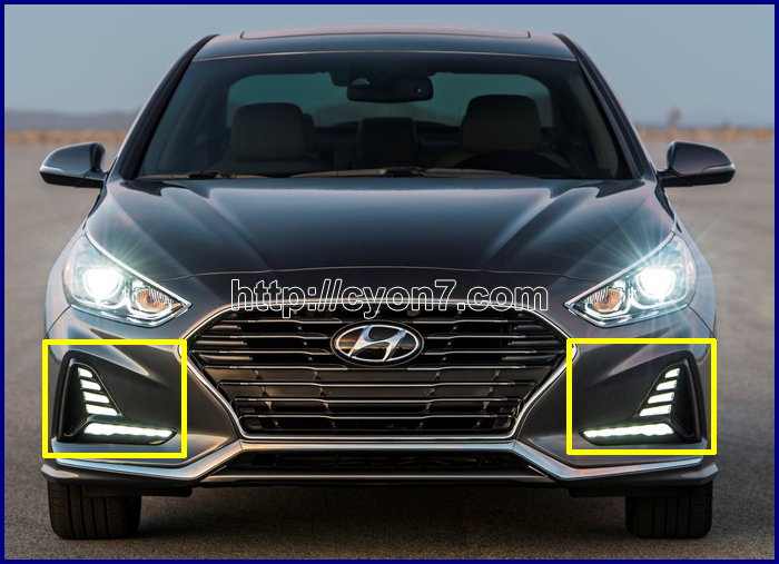 Fog Lamp Wiring Harness For Hyundai  Kia Vehicle