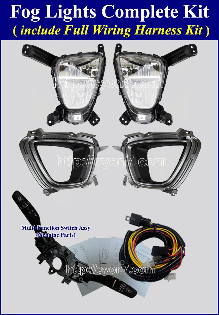 ford fog light wiring harness 2015 kia sedona fog light wiring harness kit #12
