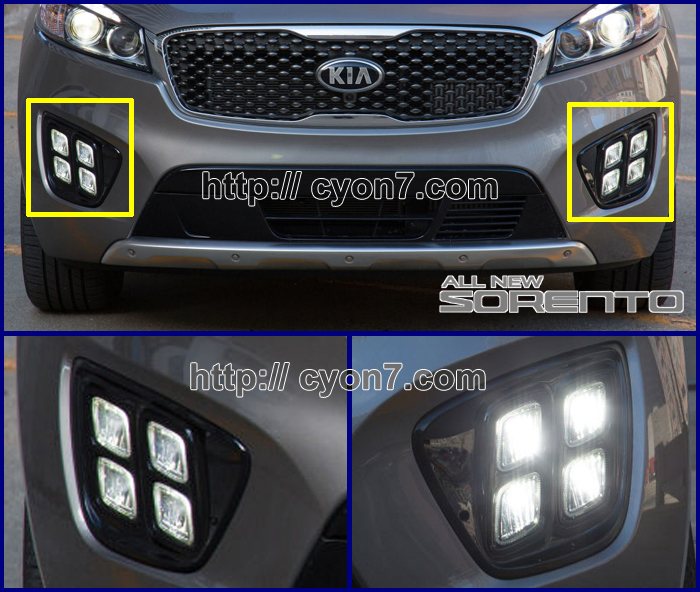 Kia Fog Lights Wiring Diagram : New car wiring diagram led get free image about