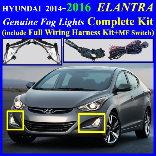 elantra2014_mfs 2014~2016 hyundai elantra fog light lamp complete kit,wiring Fog Light Wiring Diagram at bakdesigns.co