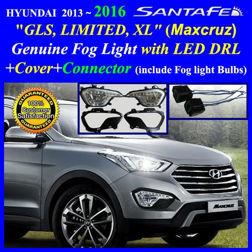 Hyundai 6 Passenger: 2013~2016 HYUNDAI Santa Fe GLS/LIMITED/XL (6/7 Passenger