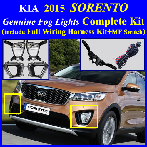 [DIAGRAM_1JK]  Fog Lamp Wiring Harness for HYUNDAI, KIA Vehicle - Part 288 | 2015 Kia Sedona Fog Light Wiring Harness Kit |  | Fog Lamp Wiring Harness for HYUNDAI, KIA Vehicle